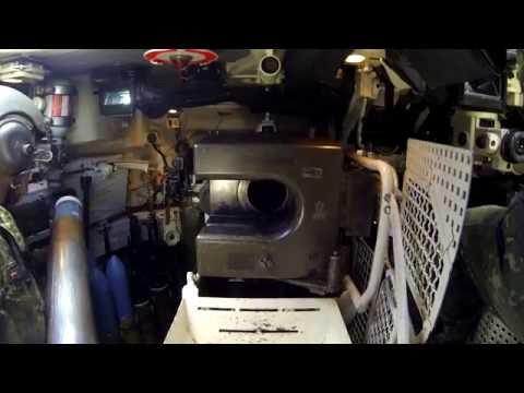 Åben Hede 2016 Leopard 1A5 DK-1 Live Fire
