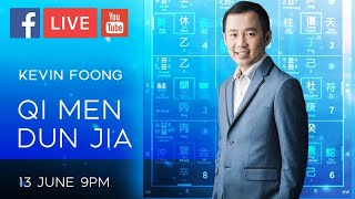 Qi Men Dun Jia by Kevin Foong #AskKevinFoong [Episode 14]