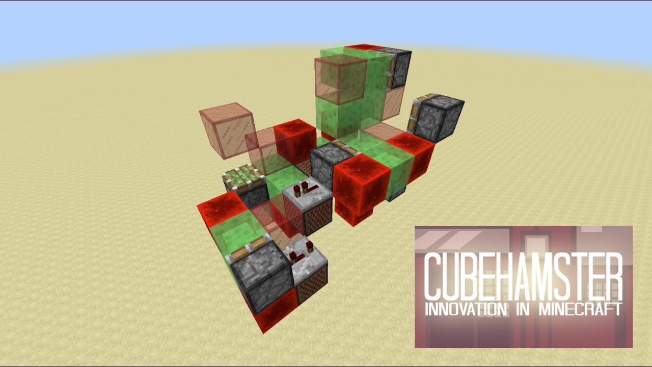 how to build a multi tnt cannon