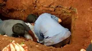 Pemakaman Gesit