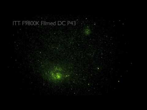 Photonis INTENS with Hydrogen Alpha Filter