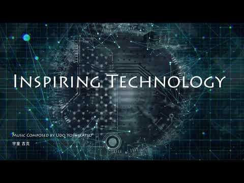 Futuristic Electronic Inspiring Technology Background Music [Royalty Free]
