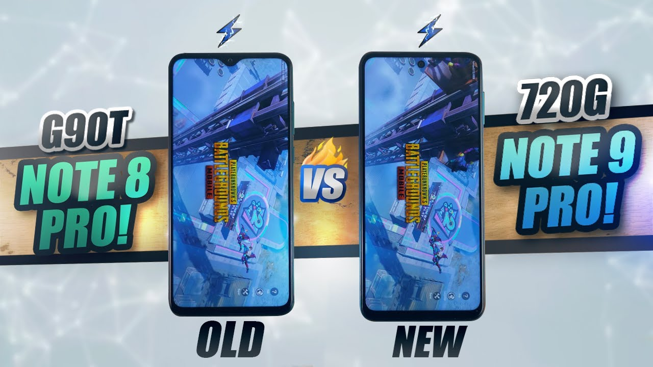 Redmi Note 9 Pro vs Redmi Note 8 Pro SPEEDTEST COMPARISON!
