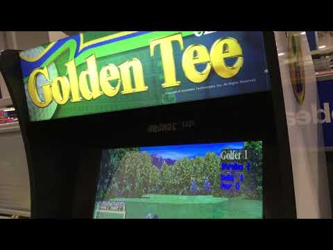 Arcade1Up Golden Tee Cheap At Best Buy Arcade 1Up from rarecoolitems