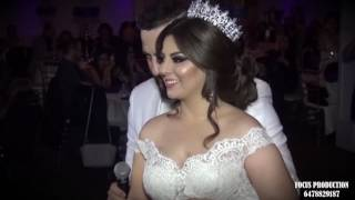 Assyrian Wedding Our Fiŗst Dance Slow Ashour & Ator 28-1-2017