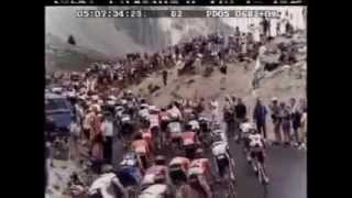 Best Tour de France footage ever filmed?