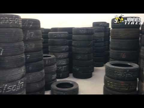 JBees #2 Passenger Tires