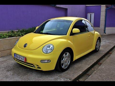 VW New Beetle 2.0 116hp 2000