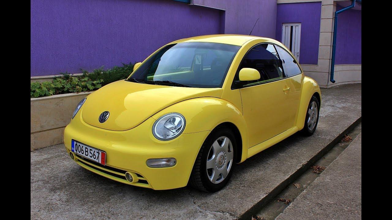 Vw New Beetle 2 0 116hp 2000