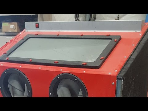 Blast Cabinet Upgrade The Tacoma Company Updated Part