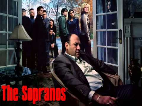 The Sopranos Soundtrack - If I Were a Carpenter