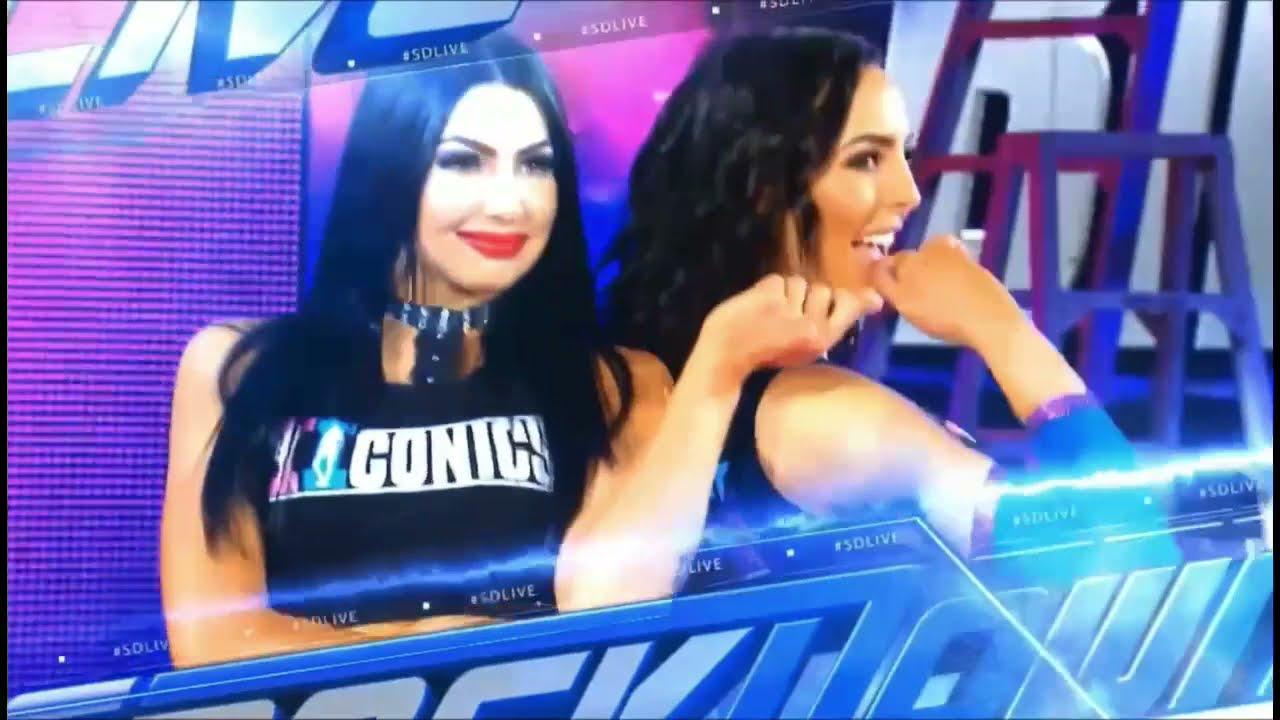 WWE2K20 SmackDown: Episode 39
