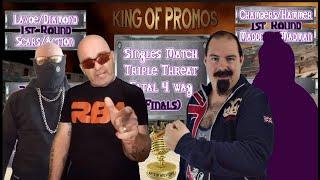 King Of Promos (Round 1):British Brawler/???? vs Pitbull/RB1 Round 1(Art Of Survival)