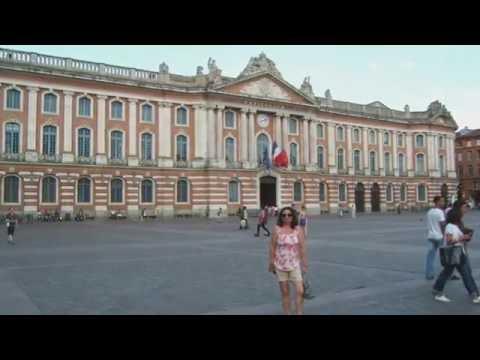 Toulouse la ciudad rosa