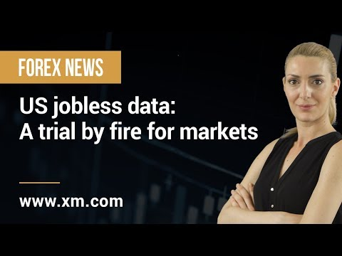 Forex News: 26/03/2020 - US Jobless Data: A Trial By Fire For Markets