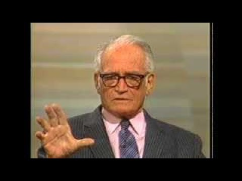 Barry Goldwater on Divisive Politics and 1988 Election PragmaticMotion.com