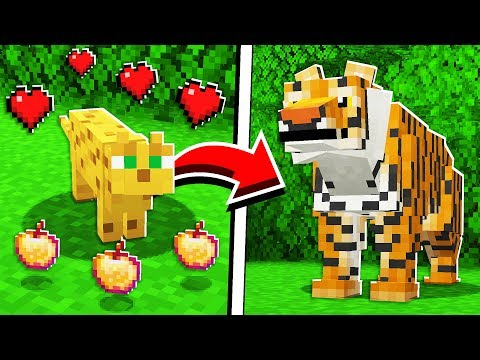 How to UNLOCK RARE MOBS in Minecraft Tutorial