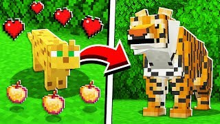 How to UNLOCK RARE MOBS in Minecraft Tutorial! (Pocket Edition, Xbox, PC, Switch)