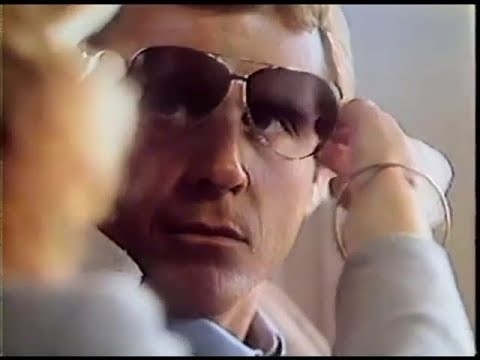 1982 - Foster Grant Sunglasses - Coming on Strong Commercial