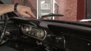 Mustang Dash Pad 1965 Installation