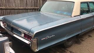 1965 CHRYSLER PLYMOUTH DODGE NEWPORT 383CI 727 AUTO C BODY