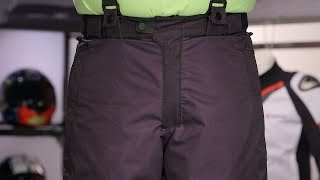 ICON Raiden DKR Pants Review at RevZilla.com