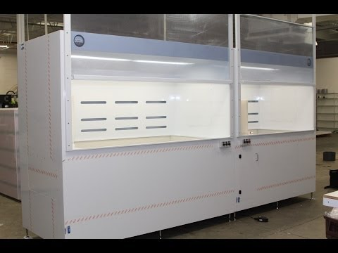 Semiconductor Wafer Chemical Processing Wet Bench