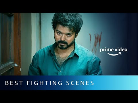 Thalapathy Vijay  Download Master - Fighting Scenes