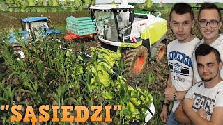"""Sąsiedzka Akcja Kukurydza na biogaz i sprzedaż koni!! ☆ FS19 """"Sąsiedzi"""" #42 ✔ MafiaSolecTeam"""