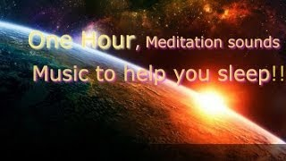 Sleep Music Delta Waves - Meditation and Sleeping Music - Zen Music - One Hour