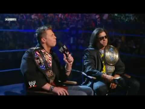 WWE Smackdown 10.16.09 The Dirt Sheet 1/2 - YouTube