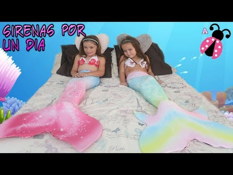 Somos Sirenitas! 🌊🌊 Colas De Sirena De Abyss Mermaid