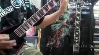 Children Of Bodom - Sixpounder Guitar Cover