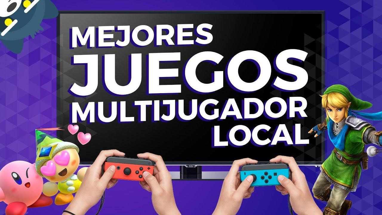 Mejores Juegos De Multijugador Local En Nintendo Switch Mapache