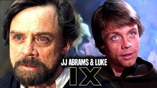 Star Wars! JJ Abrams Doing Big Thing For Luke In Episode 9 & More! (Star Wars News)