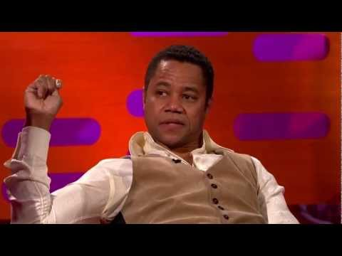 """Show me the money"" Cuba Gooding Jr reveals what his Father told Tom Cruize at the set.."