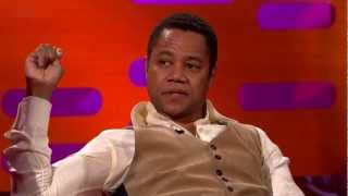 """""""Show me the money"""" Cuba Gooding Jr reveals what his Father told Tom Cruize at the set.."""