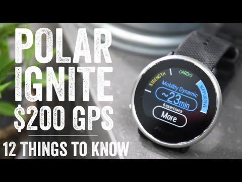 Polar Ignite GPS: 12 Things To Know