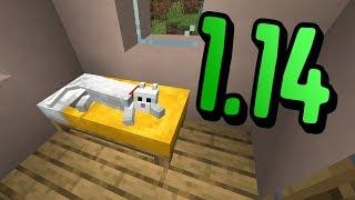 Minecraft Wersja 1.14 ✨ Info o Nowym Komputerze & Serii na Modach [Nowa Aktualizacja] - Na żywo