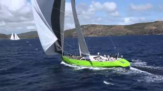 Sailing video SY Inouï