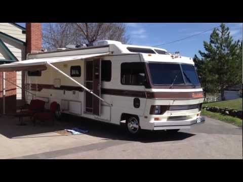 my 1988 allegro 33ft motor home with 24,000 miles youtube rv battery hookup diagram wire the batteries on my motorhome