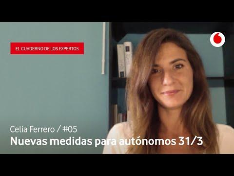 Cuota De Autónomos: Nuevas Moratorias Y Devoluciones (31/3/20) | Celia Ferrero #5