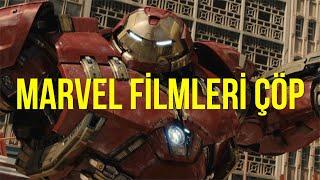 Marvel Filmleri Sinemayı KÖtÜ Etkiliyor