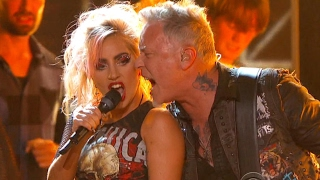 Metallica reveals how Grammy Awards duet with Lady Gaga happened | ABC News