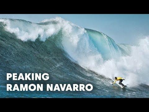 Peaking: A Big Wave Surfer's Perspective - Ramon Navarro - Part (3/6)