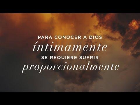 Para conocer a Dios íntimamente requiere sufrir proporcionalmente - Pastor Miguel Núñez