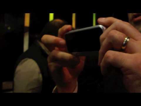 Motorola Backflip (AT&T) CES Demo
