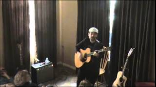 "Dave Nachmanoff - Songwriting Workshop Song - ""Hole In One"""