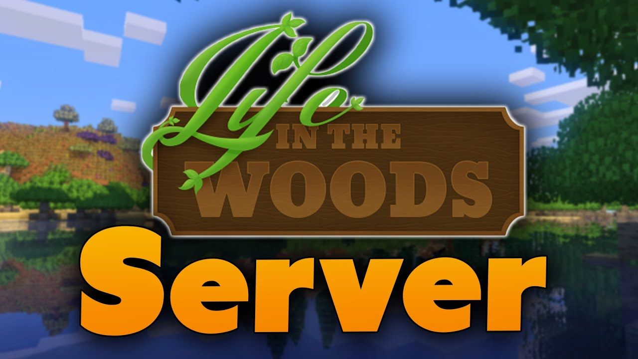 Life In The Woods Server Installation Tutorial How To Play The - Minecraft server erstellen life in the woods