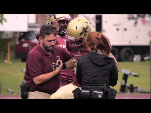 Concordia Stingers- Athletic Therapy